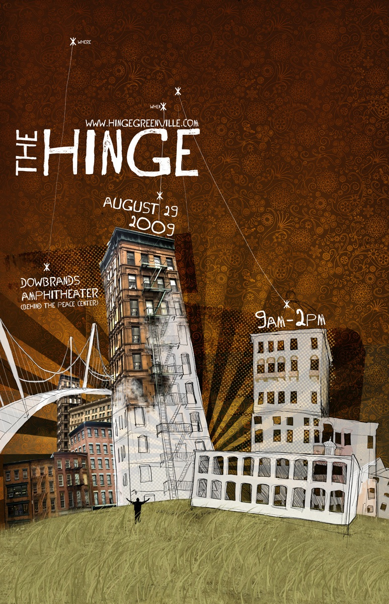 HInge New Graphic
